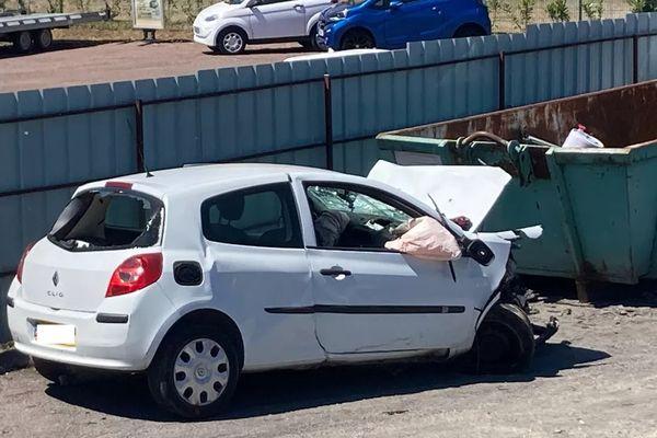 accident aube mahorais