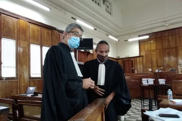 Cour d'Assise. Procès affaire Dimitri Errin
