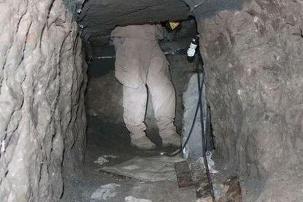 Tunnel Californie