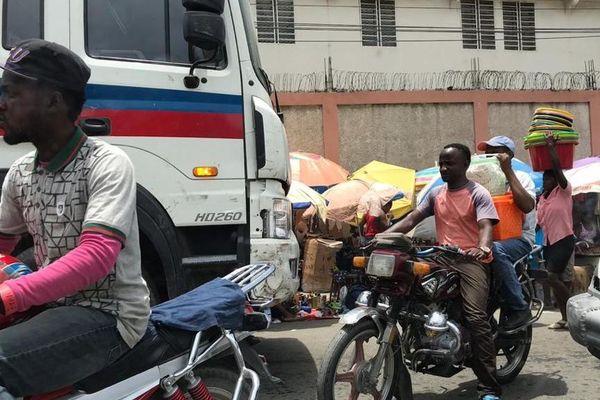 Rue Cap Haïtien
