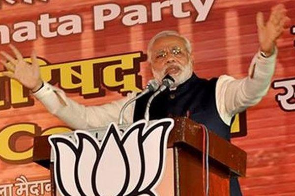 Législatives : Modi favori