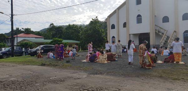 Vaisei à Futuna fête la canonisation de Saint-Pierre Chanel ce 12 juin