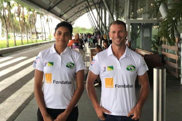 Rugby : Anaïs Fliniaux et Djerbi Mehdy retenus au sein de la sélection fédérale de rugby à 7