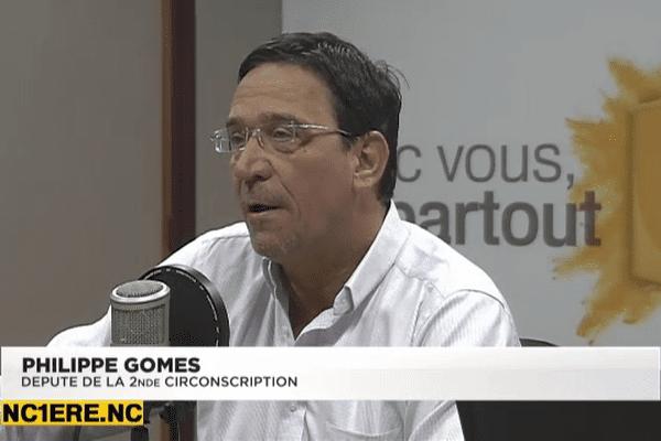 Philippe Gomès (25/11/14)