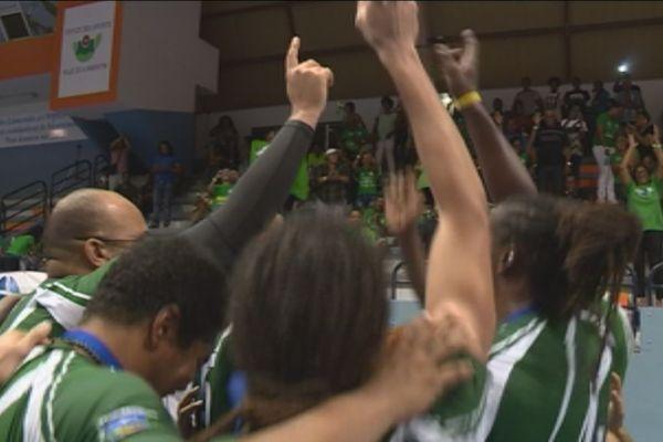 Volley ball : espoir de Sainte-Luce