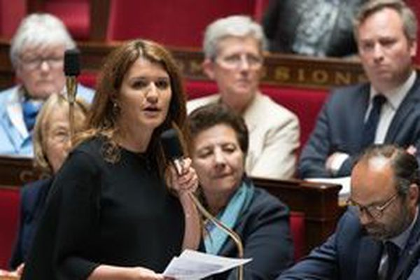 Marlène Schiappa secrétaire d'Etat à l'égalité femmes-hommes