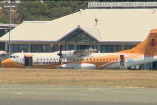 Aircal : un avion en service