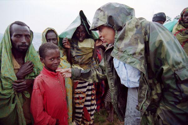 Lucette Michaux-Chevry Rwanda