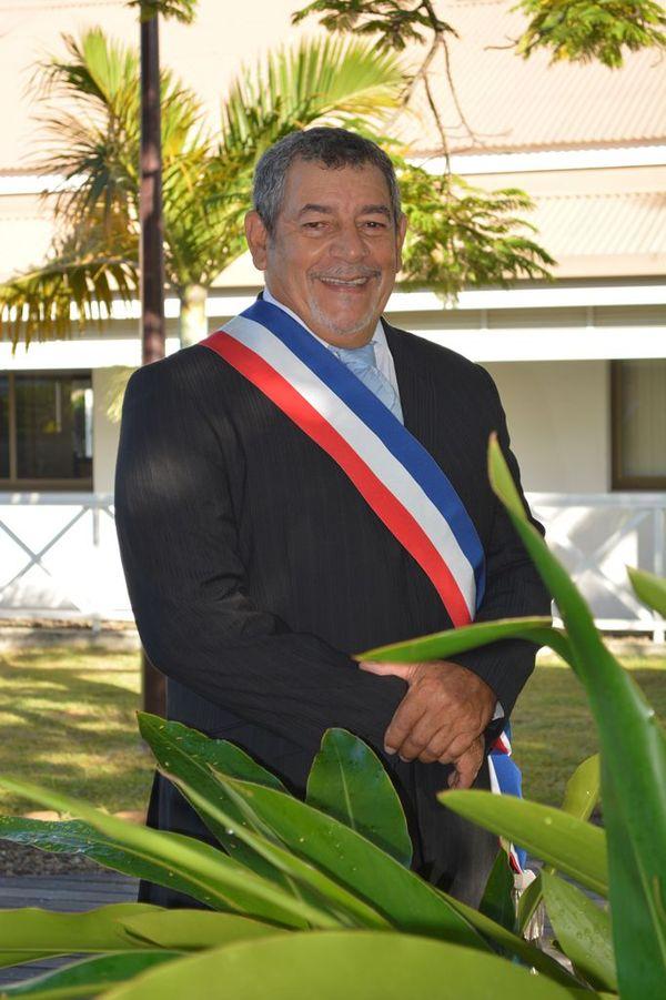 Didier Chabaud, adjoint au maire du Mont-Dore