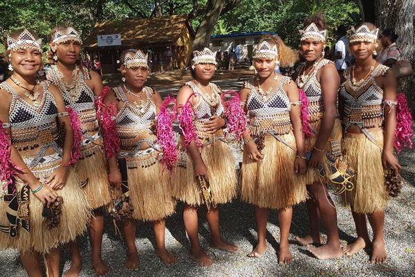 6e festival des arts mélanésiens Macfest, juillet 2018, Honiara