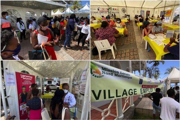 6e Village emploi-formation