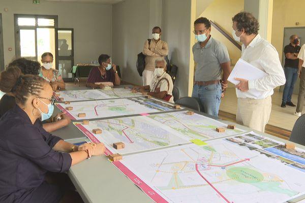Réflexions sur l'aménagement de la ville de Rémire-Montjoly
