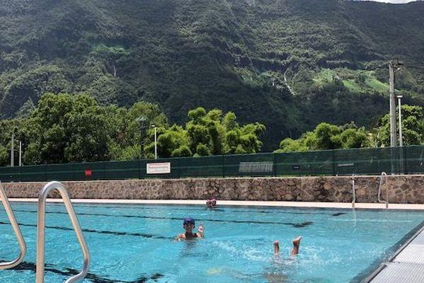 La piscine de Salazie.