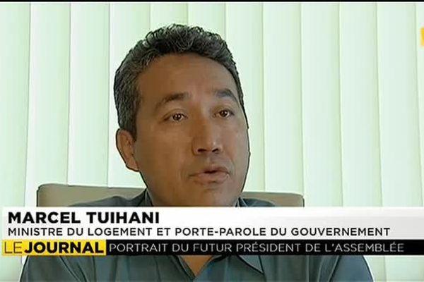 Marcel Tuihani brigue le perchoir de l'Assemblée