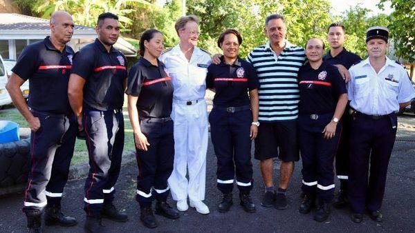 Caserne des Pompiers Pirae