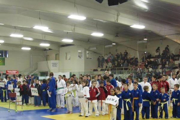 15 judokas saint-pierrais à la coupe NUMA d'Halifax