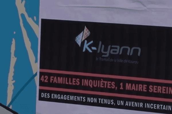 K-Lyann en grève