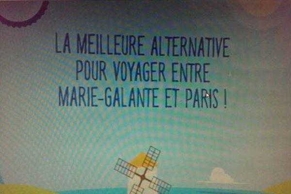 Paris-Marie-Galante