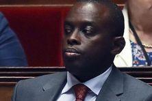 Le député LREM Jean-François Mbaye à l'Assemblée nationale, le 27 juillet 2017.
