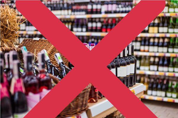Vente d'alcool interdite : vos réactions