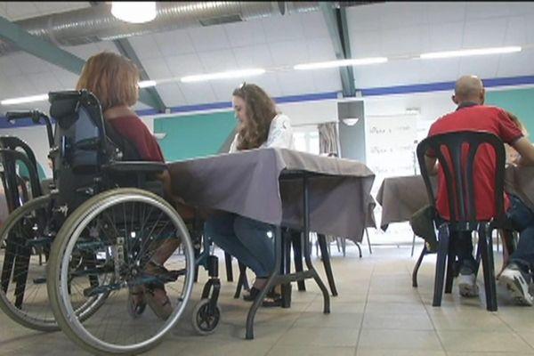 Job dating handicapés