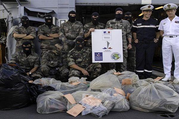 Militaires et saisie drogue