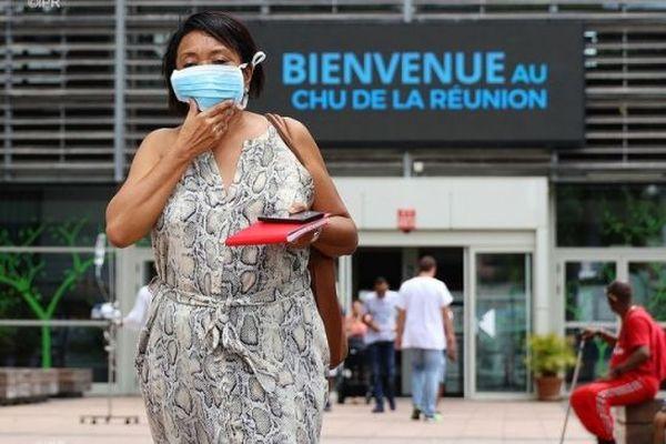 La lutte contre le coronavirus à La Réunion.