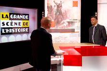 Fabrice d'Almeida reçoit l'historien Frédéric Régent