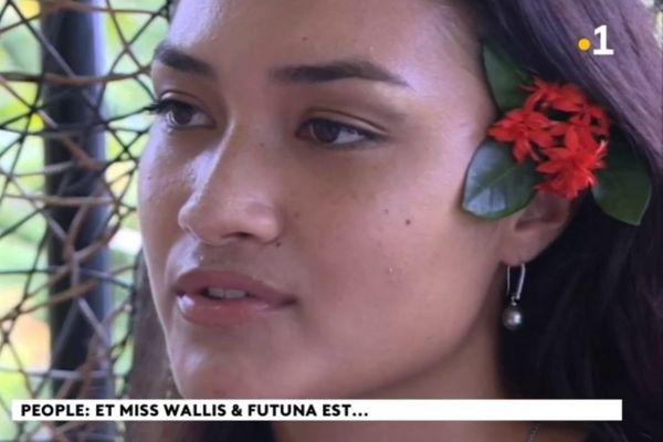 Rencontre avec miss Wallis et Futuna 2020