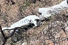 Crash d'un ULM au Maïdo