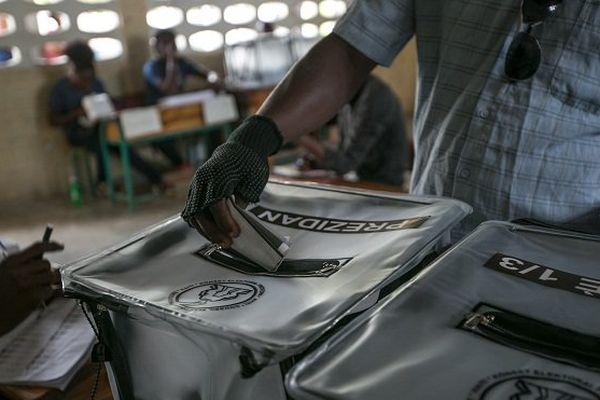 Haïti élection