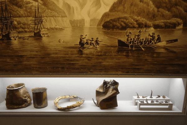 Exposition musée maritime