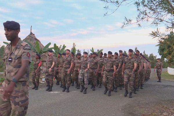 Les jeunes du RSMA mis à l'honneur lors du défilé du 14 juillet