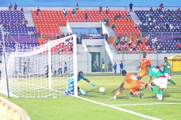 Madagascar Niger 0 à 0 pas de CAN en 2022 pour les Bareas 31 mars 2021