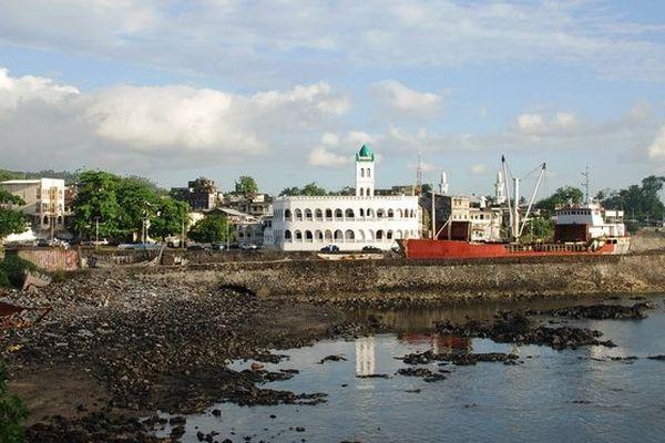 Moroni les Comores