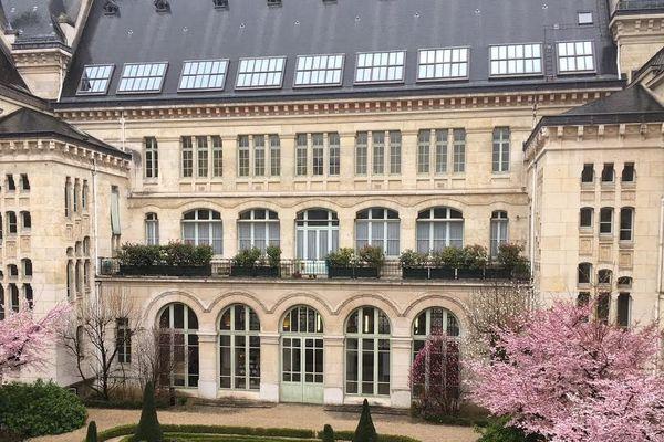 Cour Lycée Louis le Grand