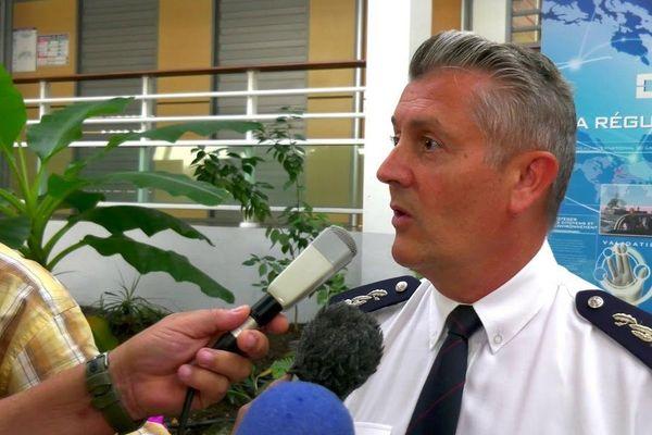 Philippe Richard, Directeur des Douanes