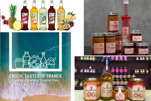 Exotic Tastes Of France