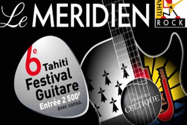 Tahiti Festival Guitare 2013