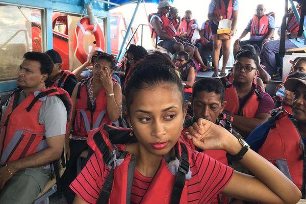 Tourisme sur l'Essequibo