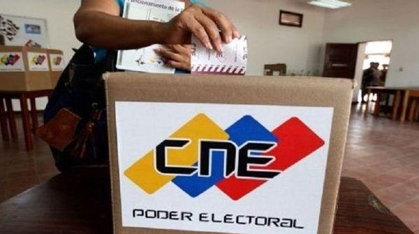 Venezuela elections legislatives