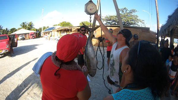 Hao : Stellio Pedersen gagne le concours de pêche du Heiva avec 6 thons