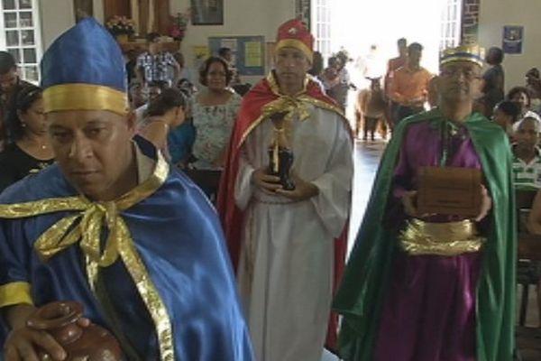 Rois mages à Sainte-Marie