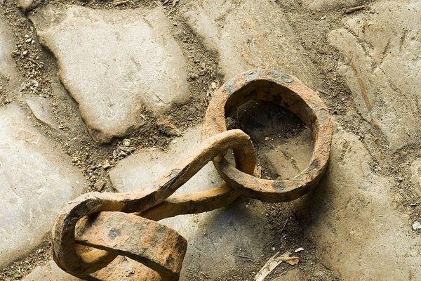 Les fers de l'esclavage