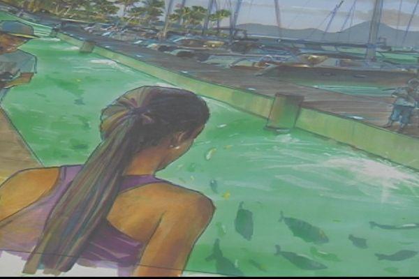 Ouverture de la marina de Papeete au mois d'avril