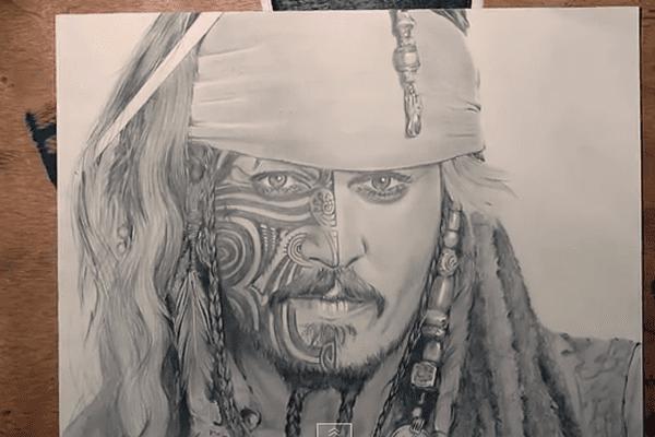 Jack Sparrow Niko PK16