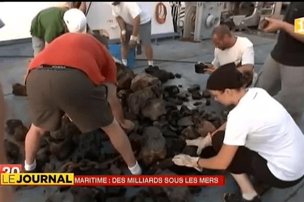 Les terres rares s'invitent à la conférence maritime