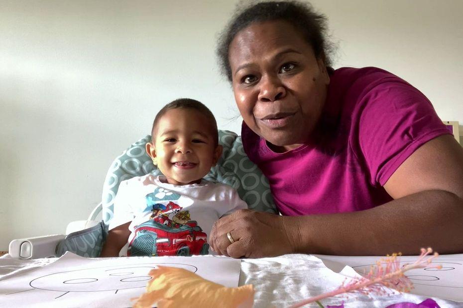VIDEO. Le bonhomme maison pour occuper vos enfants - Nouvelle-Calédonie la 1ère