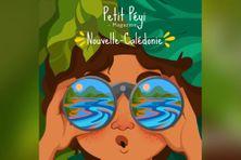 La couverture du 1er numéro de Petit Péyi.