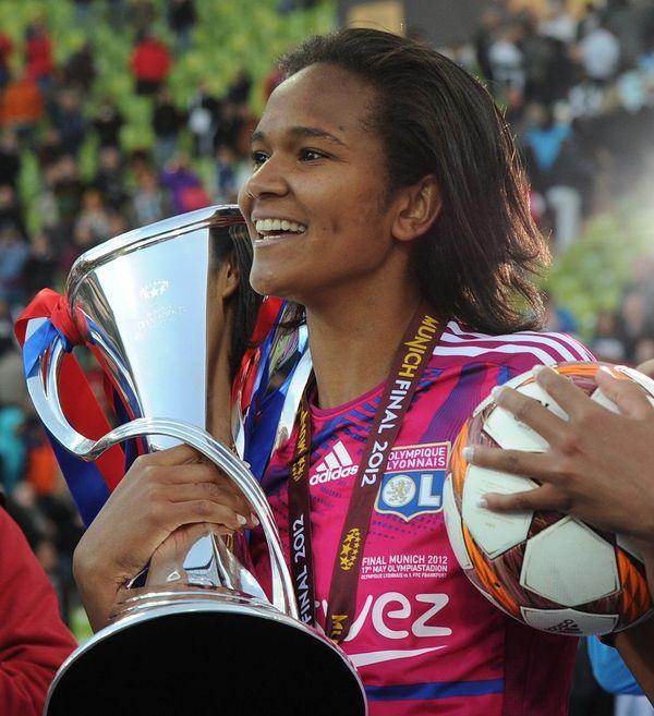 Wendie renard 2012